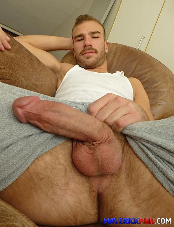 hairy guy