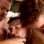 Stocky-Dudes-Brock-Fulton-and-Craig-Cruz-and-Zeke-Johnson-Chub-Cub-and-Chaser-Barebacking-Amateur-Gay-Porn-16-150x150 A Chub, A Cub and A Chaser Bareback At A Hotel Orgy