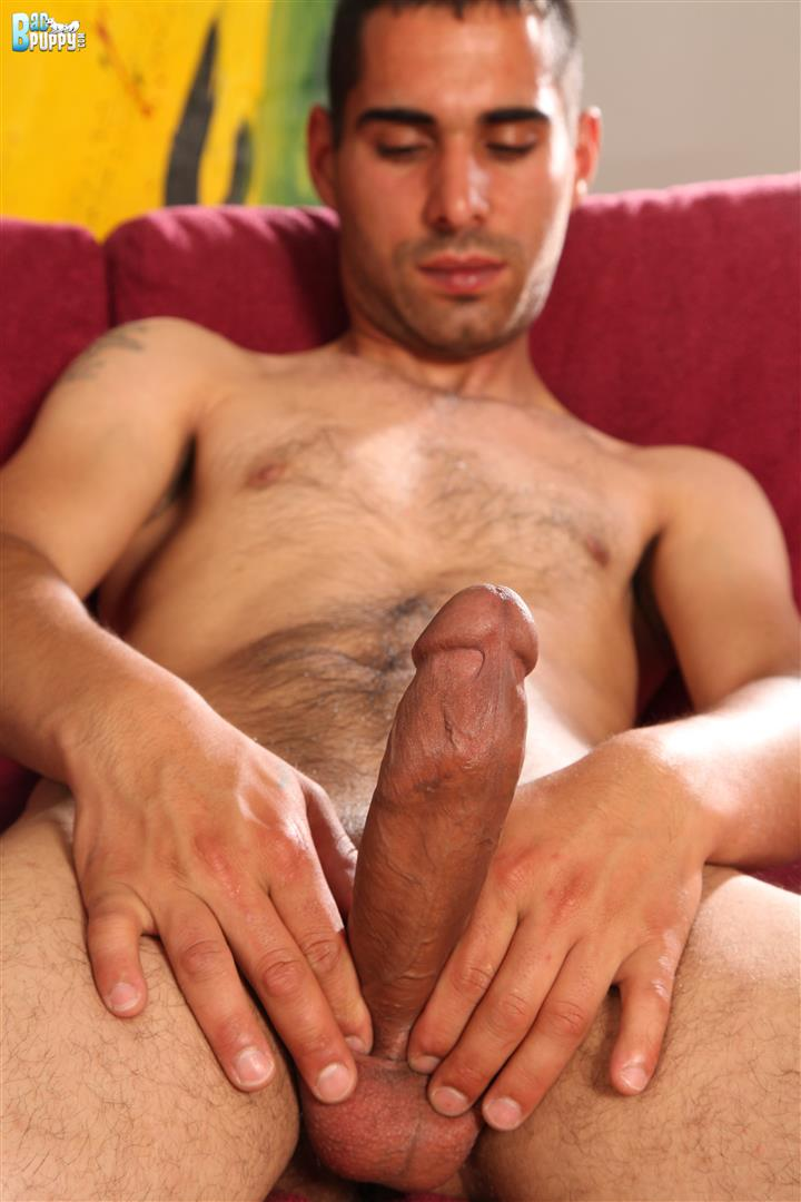 Bad-Puppy-Ferdi-Ramza-Hairy-Turkish-Guy-Jerking-His-Thick-Cock-Amateur-Gay-Porn-12 Hairy 25 Year Old Turkish Guy Strokes His Thick Cock