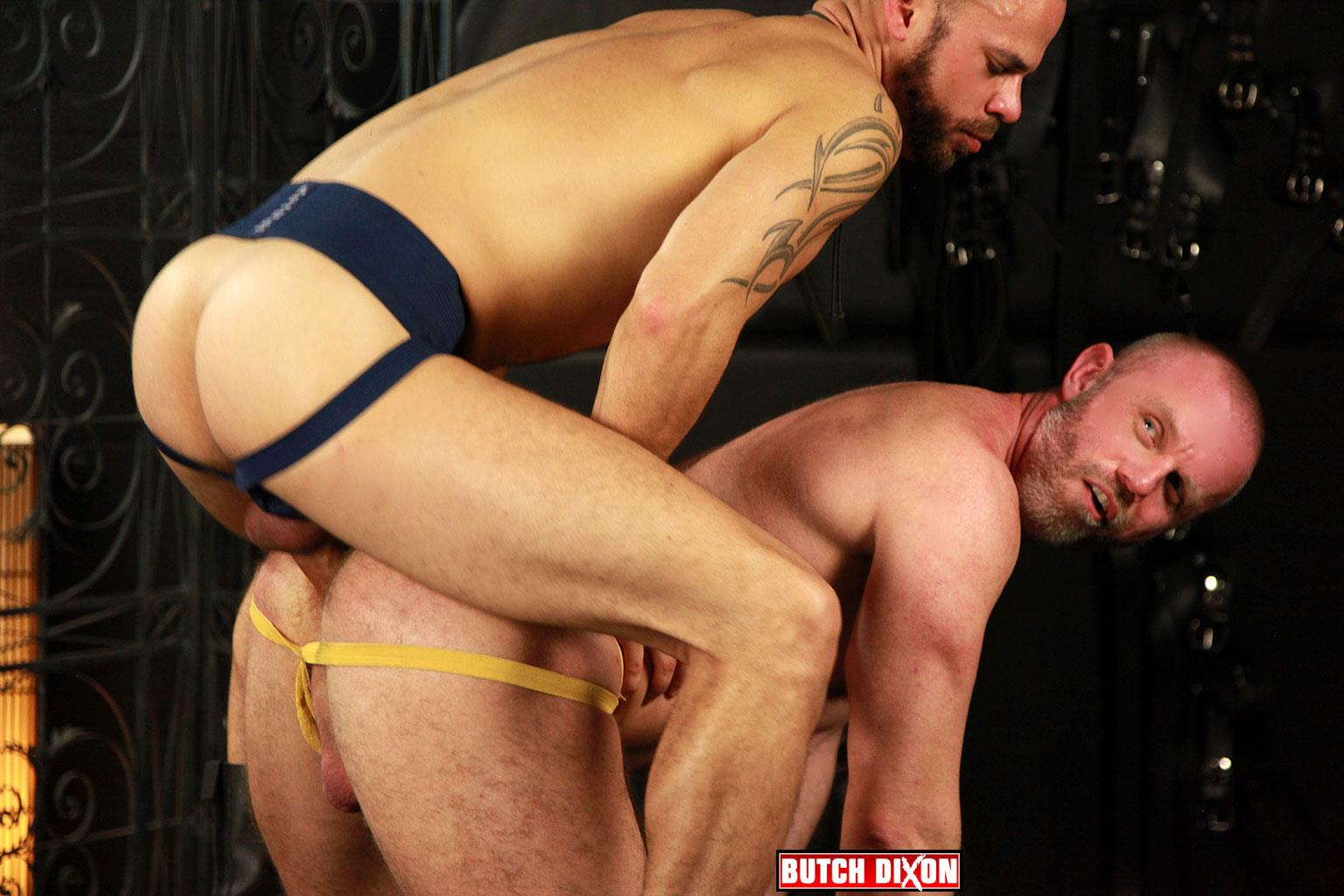 Butch-Dixon-Delta-Kobra-and-Freddy-Miller-Barebacking-A-Hairy-Daddy-BBBH-Amateur-Gay-Porn-10 Delta Kobra Barebacking A Hairy Daddy With His Big Uncut Cock