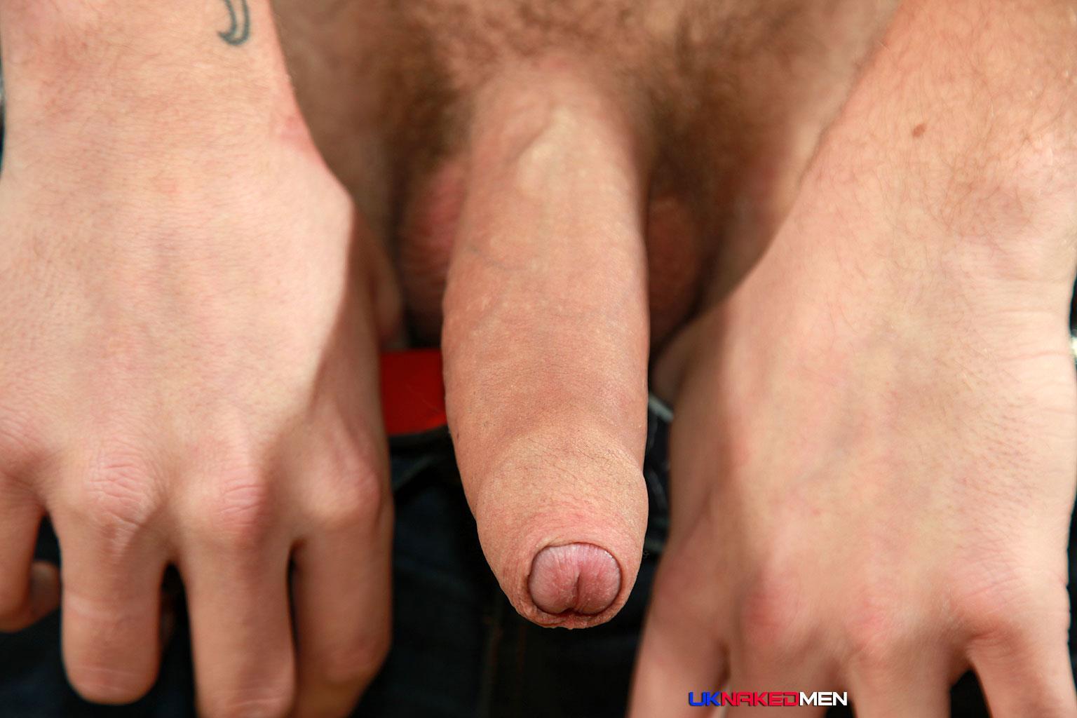 UK-Naked-Men-Dan-Stone-British-Guy-Naked-With-Big-Uncut-Cock-Amateur-Gay-Porn-03 Bisexual British Guy Dan Stone Jerking Off His Big Uncut Cock