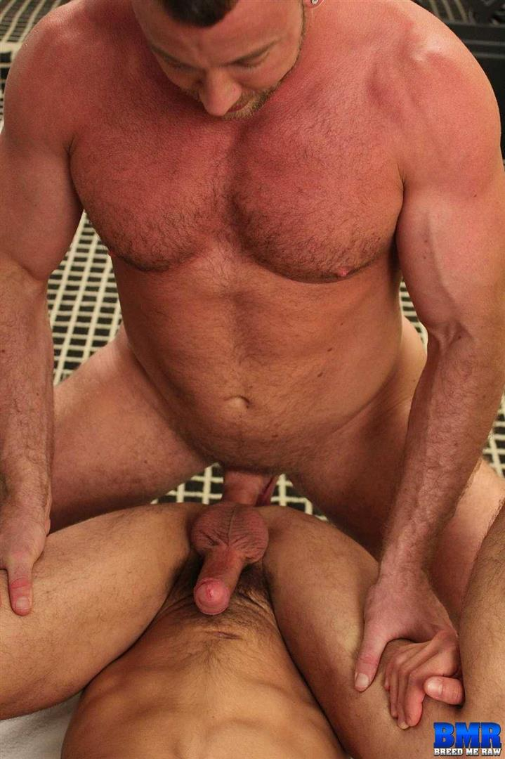 Breed-Me-Raw-Shay-Michaels-and-David-Lambert-Hairy-Bareback-Muscle-Guys-Amateur-Gay-Porn-12 Shay Michaels Breeding A European Muscle Bottom Raw