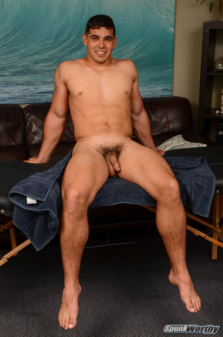 SpunkWorthy-Colt-Beefy-Naked-Marine-Gets-Handjob-From-A-Guy-Amateur-Gay-Porn-03 Straight Beefy US Marine Gets His First Handjob From A Guy