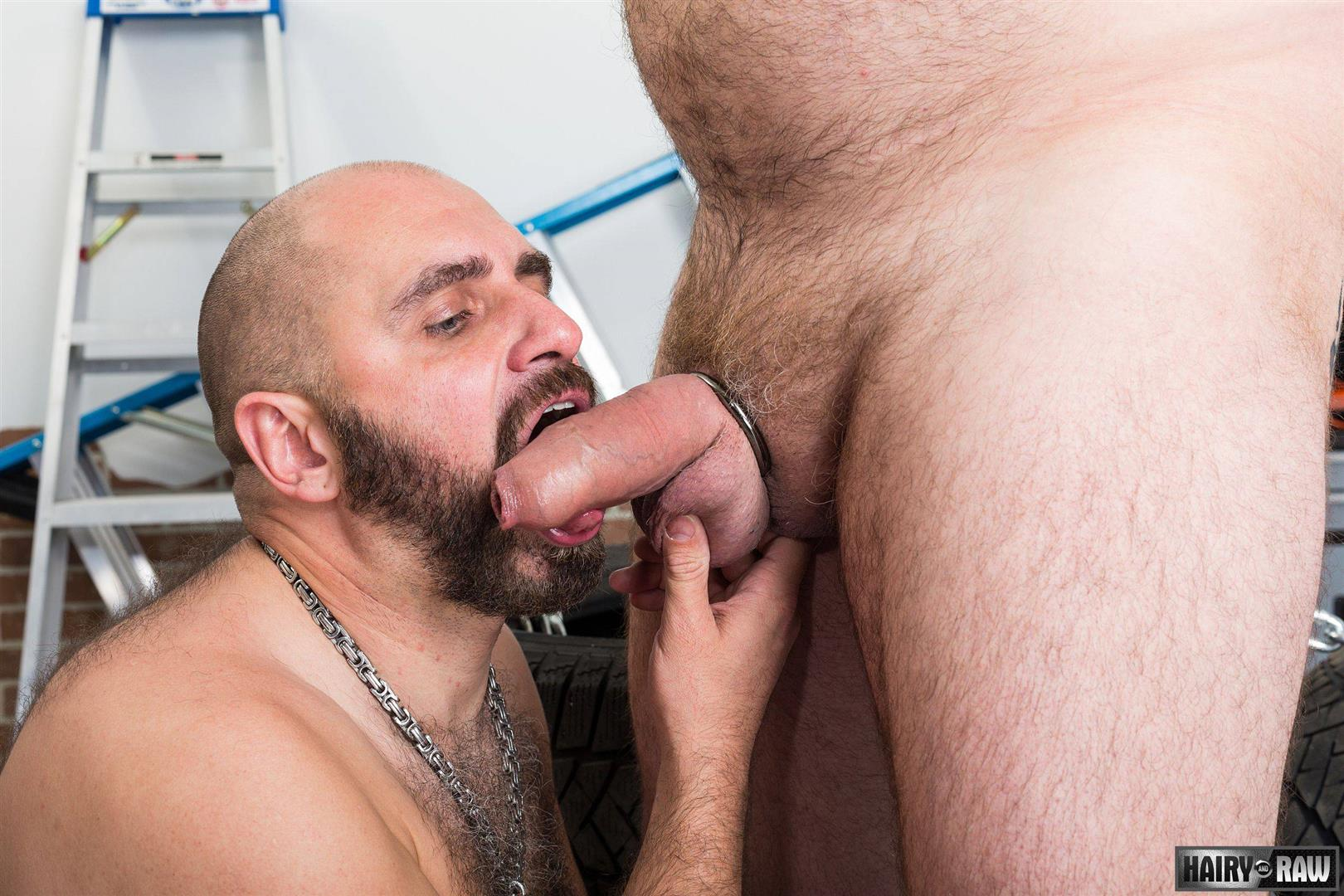 Hairy-and-Raw-Vince-Stewart-and-Martin-Pe-Hairy-Chubby-Dads-Barebacking-Uncut-Cocks-Amateur-Gay-Porn-08 Hairy Chubby Dads With Thick Uncut Cocks Fucking Bareback