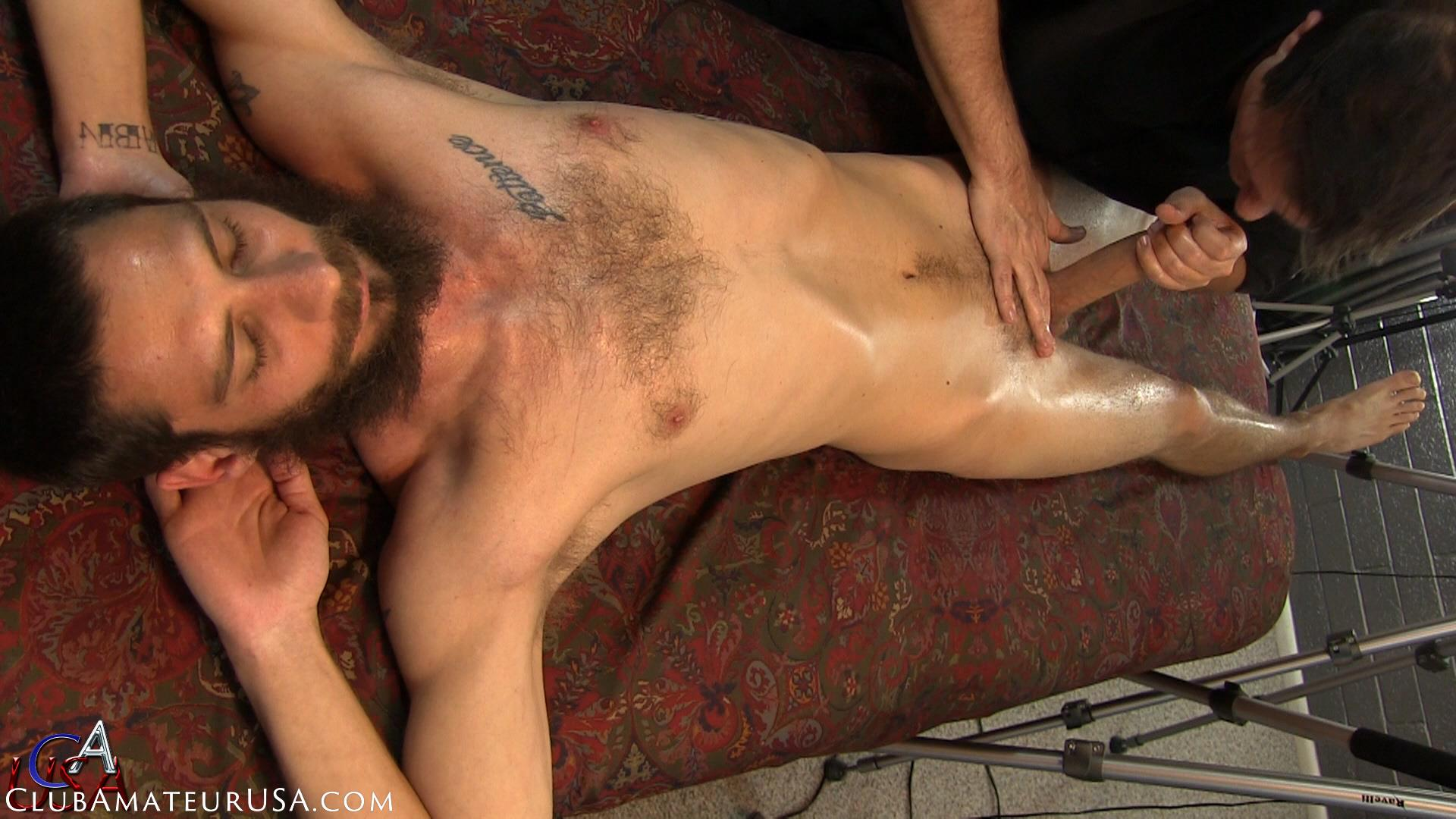 Horny redneck seg gets mouth fucked by nasty fat dude 2
