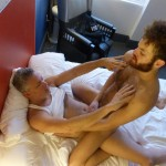 Maverick-Men-Adam-Hairy-Muscle-Cub-Barebacked-By-Two-Muscle-Daddies-Amateur-Gay-Porn-42-150x150 Young Hairy Muscle Cub With A Big Uncut Cock Takes Two Daddy Cocks