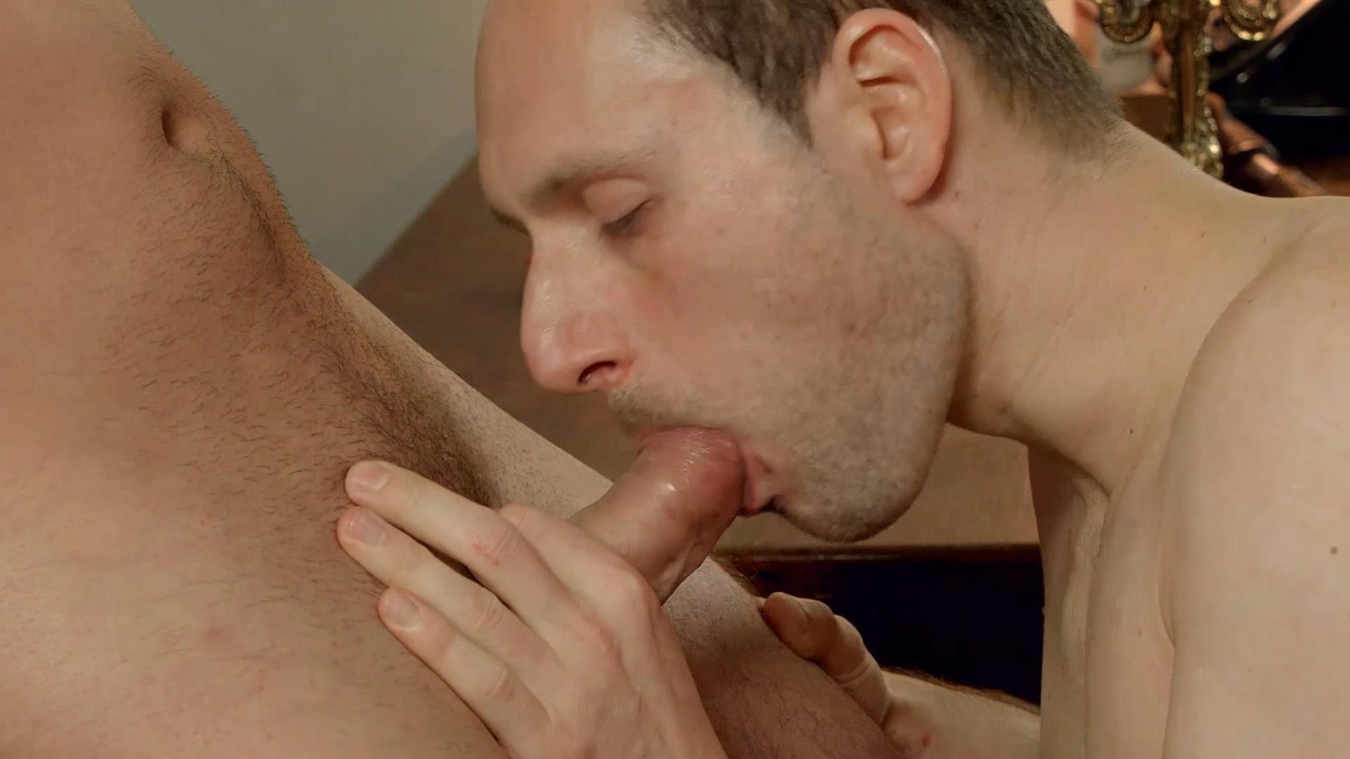 Bareback-Me-Daddy-Oscar-Hart-Priest-Fucks-Bareback-Amateur-Gay-Porn-09 College Boy Gets Fucked Bareback By An Older Priest With A Big Uncut Cock